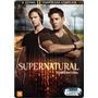 Box Dvd Supernatural 8ª Temporada 6 Discos Original Lacrado