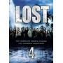 Dvd Box Lost - 4a Temporada - Edição Em Box Digistak