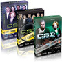 Csi 1ª+2ª+3ª Temporadas Completas 9 Boxes 27 Dvds Lacrados