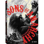 Box - Dvd Sons Of Anarchy - 3ª T- Novo Orig Lac. Fte Grátis