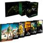 Box: Breaking Bad Coleção Completa Original Luxo - 21 Dvd