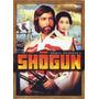 Shogun - Mini-série De James Clavell - Legendado (5 Dvds)