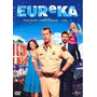 Dvd Eureka - 3 Temporada Vol.1 - Colin Ferguson, Ed Quinn