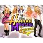 Hannah Montana 1ª A 4ª Temporada Dublado Dvd