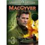 Dvd Macgyver - 3ª Temporada (5 Dvds) Original Usado