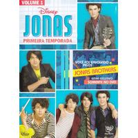 Dvd Jonas 1ª Temporada - Volume 1