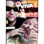 Dvd Viva La Bam - 2ª E 3ª Temporadas Completas - 3 Discos