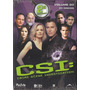 Box Csi -2 Temporada Vol.3 (3dvds) Crime Scene Investigation