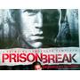 Prison Break - 1a 2a 3a Temporadas Originais - Frete Grátis