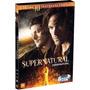 Box - Supernatural 10ª Temporada Completa Original - 6 Dvds