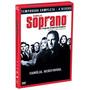 Família Soprano 2ª Temporada Original E Lacrada - 4dvds