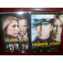 Box Dvd Homeland As 2 Temporadas 8 Discos Original Lacrado