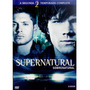 Box Coleção Supernatural 2ª Temporada Frete Grátis Me
