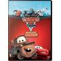 Dvd Disney Pixar - Cars Toon - As Grandes Histórias Do Mate