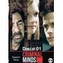 Criminal Minds A 8º E 9º Temporada! Frete Grátis!
