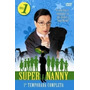 Dvd Super Nanny - 1ª Temporada Completa - Vol. 1
