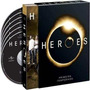 Box Dvd Heroes - 1ª Temporada - 6 Dvds - Original - Digipack