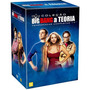 Box The Big Bang Theory - 1ª A 7ª Temporadas - (22 Dvds)
