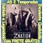 Z Nation 1ª E 2ª Temporada Completas Com Frete Grátis