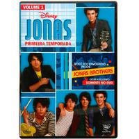 Jonas: 1ª Temporada - Volume 1 (dvd Lacrado)