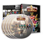 Dvds Power Rangers Super Samurai Temporada Completa