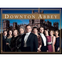 Blu Ray Seriado Downton Abbey 3 Temporada Dublado Semi-novo.