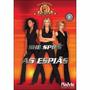 As Espias - 1º Temporada Volume Box Original 2 Dvds