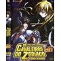 Dvd Os Cavaleiros Do Zodíaco Saga De Hades Lost Canvas Vol 1
