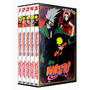 Dvds Naruto Clássico Dublado Completo