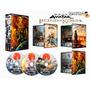 Box De Dvds Avatar A Lenda De Korra Série Completa