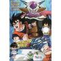 Dvd Dragon Ball Z Kai - Box 2 - 4 Dvds - Original - Lacrado