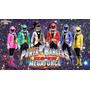 Box Power Rangers Super Mega Force
