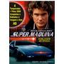 Super Máquina Série Completa 4 Temps. Dubl + Dvd Sup Mq 2000