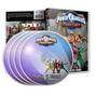 Dvds Power Rangers Força Mistica Temporada Completa