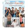 Box Modern Family 1ª A 4ª Temporada 13 Dvds Original Lacrado