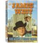 James West 1965-69 Dvd Original Lacrado Dublado 4 Episódios