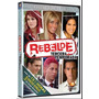 Box Rebelde Terceira Temporada Completa 3 Dvds Rbd