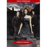 Série Diários De Um Vampiro 6 Temporada Completa E Dublada