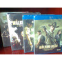 Coleção Blu-ray The Walking Dead As 4 Temporadas 12 Discos