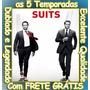 Serie Suits ( Homens De Terno ) 1ª À 5ª Temporada Completas