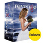 Box Dvd Revenge 1ª 2ª E 3ª Temporada - 15 Dvds - Original