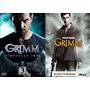 Série Grimm 3 E 4 Terceira E Quarta Temporada Completa E Dub