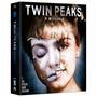 Blu Ray Twin Peaks O Mistério - Série Completa - 10 Discos