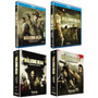 Blu-ray The Walking Dead 1ª, 2ª, 3ª E 4ª Temporadas Original