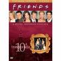 Dvd Friends 10ª Temporada Completa (4 Dvds) Original Seminov