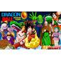 Coleção Dragon Ball Classico+z+gt Completa Frete Gratis