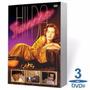 Box Minisérie Hilda Furacão 3 Dvds Original Novos Lacrados