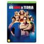Box The Big Bang Theory 7ª Temporada 3 Dvds Original Lacrado