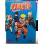 Dvd Naruto - Box 03 - Volumes 11 Ao 15 - Original Raro