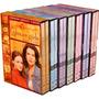 Dvd Gilmore Girls 1ª 2ª 3ª 4ª 5ª 6ª 7ª - 42 Dvds Original
